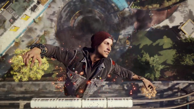 inFamous: Second Son Sells 370k In It's First Week