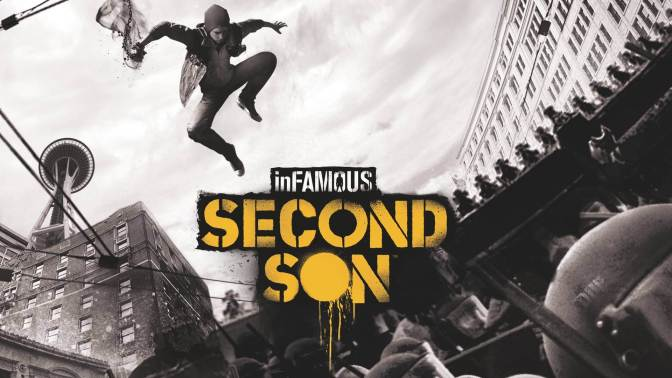 PS4 + inFamous Second Son Bundle Now on Amazon