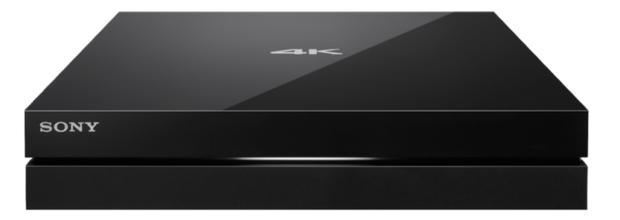 Sony Announces 4K Media Player, Looks Like A PS4