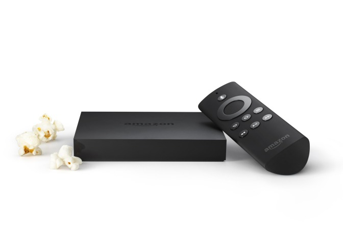 Amazon Fire TV Officially Announced