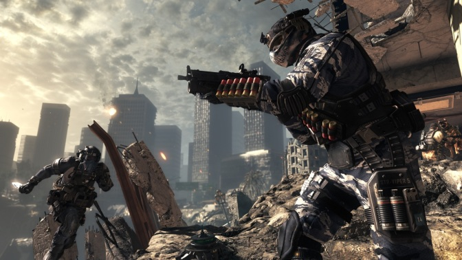 Call Of Duty : Ghosts Has Sold Over 2 Million Copies On PS4