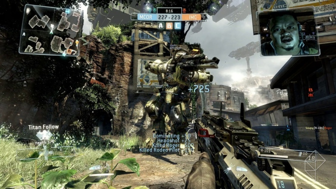 Titanfall Has Sold Over 1Million Copies On Xbox One