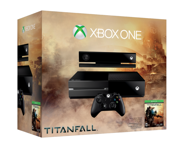 (Update) Titanfall Xbox One Bundles Are Selling Out